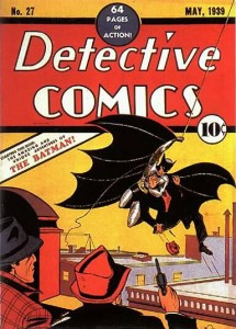 Batman by Bob Kane and Bill Finger ©1939