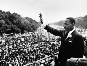"""I Have a Dream"" by Martin Luther King Jr ©1963"